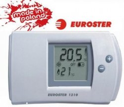 Euroster Regulator Euroster 1210